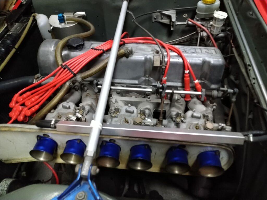 L型カスタムエンジン