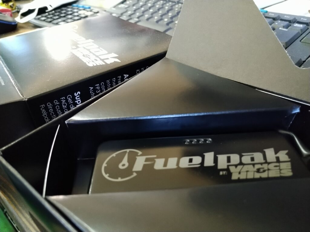 FP3のパッケージ